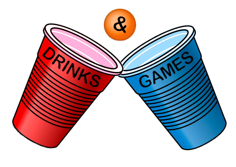 Drinks and Games Logo